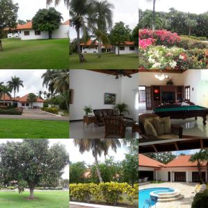 Casa En Alquiler En La Romana, Casa De Campo, Republica Dominicana, DO RAH: 15-420