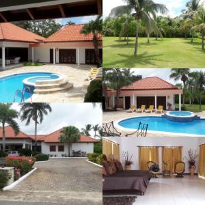 Casa En Alquileren La Romana, Casa De Campo, Republica Dominicana, DO RAH: 15-420