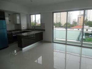 Apartamento En Alquiler En Santo Domingo, Piantini, Republica Dominicana, DO RAH: 16-397