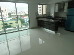 Apartamento En Alquiler En Santo Domingo, Piantini, Republica Dominicana, DO RAH: 16-398