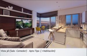 Apartamento En Venta En Santo Domingo, Gazcue, Republica Dominicana, DO RAH: 16-411