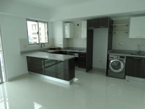 Apartamento En Alquiler En Santo Domingo, Piantini, Republica Dominicana, DO RAH: 16-414