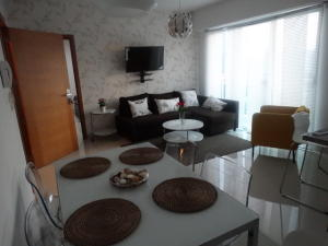 Apartamento En Alquiler En Santo Domingo, Piantini, Republica Dominicana, DO RAH: 16-413