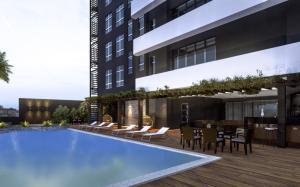 Apartamento En Venta En Santo Domingo, Los Cacicazgos, Republica Dominicana, DO RAH: 16-479