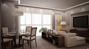 Apartamento En Ventaen Santo Domingo, Paraiso, Republica Dominicana, DO RAH: 16-515