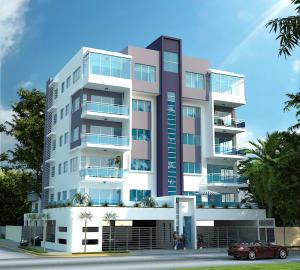 Apartamento En Venta En Santo Domingo, Los Cacicazgos, Republica Dominicana, DO RAH: 16-534