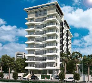 Apartamento En Venta En Santo Domingo, Paraiso, Republica Dominicana, DO RAH: 17-1