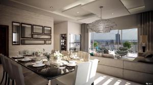 Apartamento En Venta En Santo Domingo, Piantini, Republica Dominicana, DO RAH: 16-484
