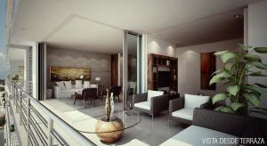 Apartamento En Venta En Santo Domingo, Paraiso, Republica Dominicana, DO RAH: 17-46