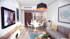 Apartamento En Venta En Santo Domingo, Paraiso, Republica Dominicana, DO RAH: 17-88
