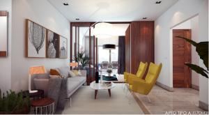 Apartamento En Venta En Santo Domingo, Paraiso, Republica Dominicana, DO RAH: 17-89
