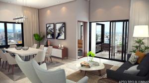 Apartamento En Venta En Santo Domingo, Paraiso, Republica Dominicana, DO RAH: 17-90