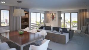 Apartamento En Venta En Santo Domingo, Evaristo Morales, Republica Dominicana, DO RAH: 17-124