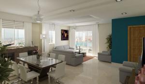Apartamento En Venta En Santo Domingo, Evaristo Morales, Republica Dominicana, DO RAH: 17-221