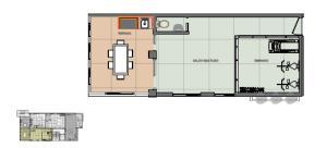 Apartamento En Venta En Santo Domingo, Evaristo Morales, Republica Dominicana, DO RAH: 17-271