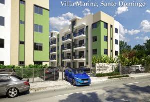 Apartamento En Ventaen Santo Domingo Oeste, Juan Pablo Duarte, Republica Dominicana, DO RAH: 17-382