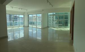 Apartamento En Alquiler En Santo Domingo, Naco, Republica Dominicana, DO RAH: 17-435