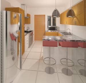 Apartamento En Venta En Santo Domingo, Quisqueya, Republica Dominicana, DO RAH: 17-608