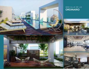 Apartamento En Venta En Santo Domingo, Piantini, Republica Dominicana, DO RAH: 17-610