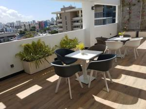 Apartamento En Alquiler En Santo Domingo, Piantini, Republica Dominicana, DO RAH: 17-747