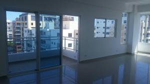 Apartamento En Alquiler En Santo Domingo, Evaristo Morales, Republica Dominicana, DO RAH: 17-750