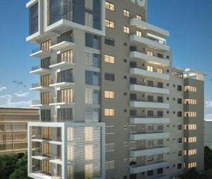 Apartamento En Alquiler En Santo Domingo, Naco, Republica Dominicana, DO RAH: 17-987