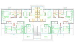 Apartamento En Venta En Cd Modelo Mirador Norte - Código: 17-1334