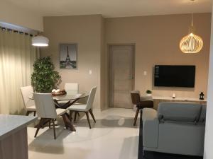 Apartamento En Alquileren Santo Domingo, Paraiso, Republica Dominicana, DO RAH: 17-1338