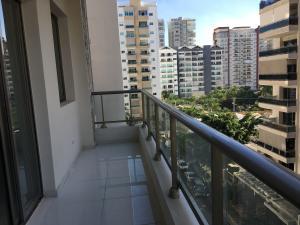 Apartamento En Alquileren Santo Domingo, Paraiso, Republica Dominicana, DO RAH: 17-1341