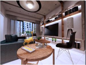 Apartamento En Ventaen Santo Domingo, Evaristo Morales, Republica Dominicana, DO RAH: 18-37