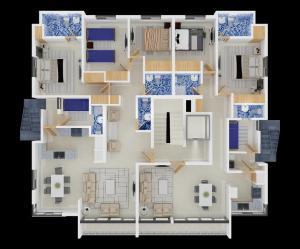 Apartamento En Ventaen Santo Domingo, Mirador Sur, Republica Dominicana, DO RAH: 18-88