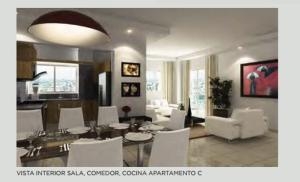 Apartamento En Ventaen Santo Domingo, Naco, Republica Dominicana, DO RAH: 18-155