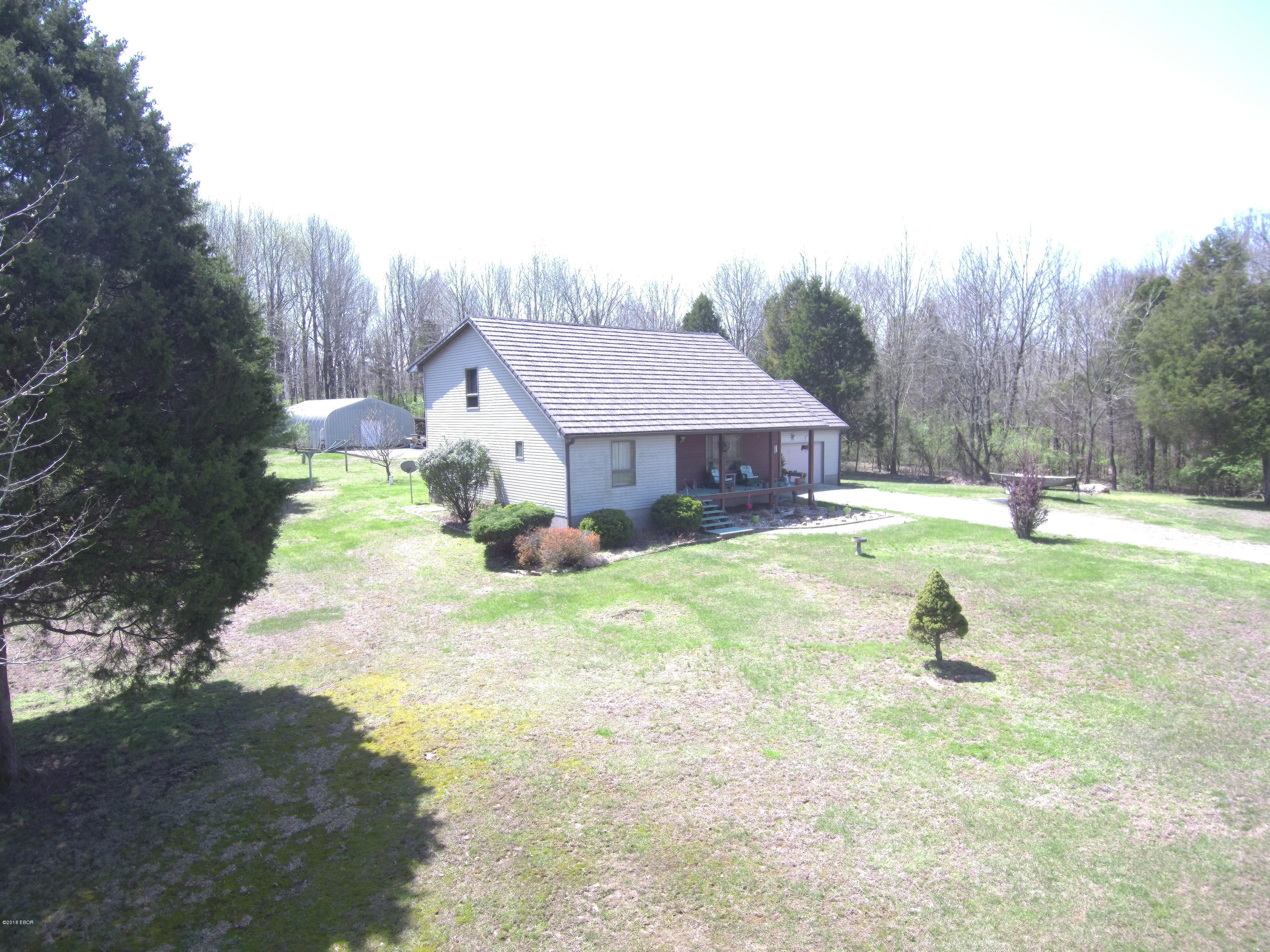 MLS: 417169: 545 Woodhaven Lane Grantsburg