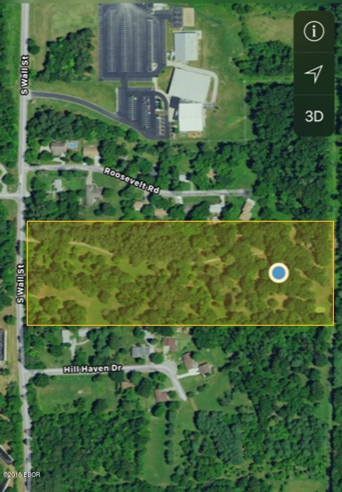 MLS#:419769 Address: S 1555 Wall Carbondale 62901