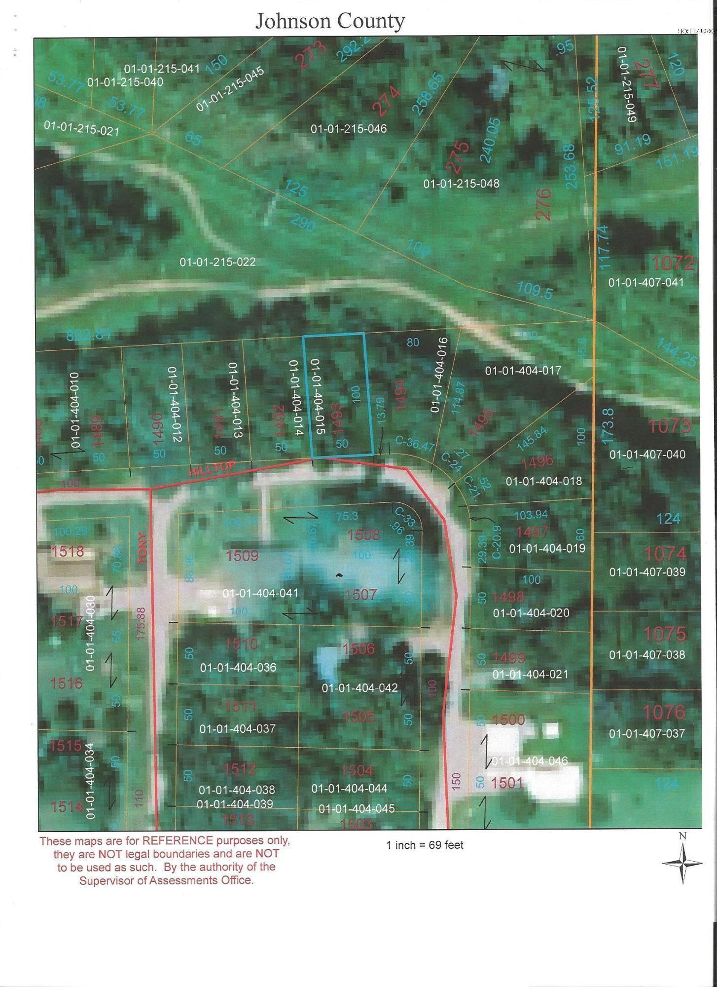 MLS: 423788: 1493 Hilltop Circle Goreville