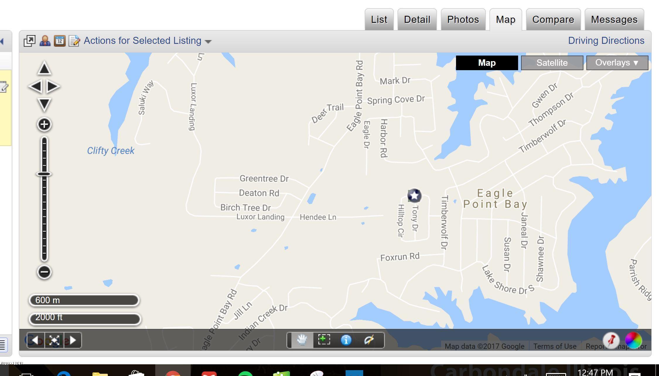 MLS#:423788 Address:  1493 Hilltop Circle Goreville 62939