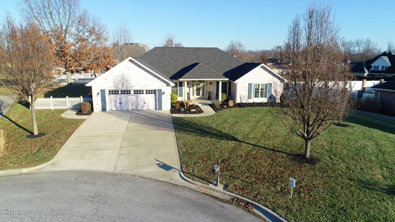 MLS#:424658 Address:  1509 Chart Hills Marion 62959