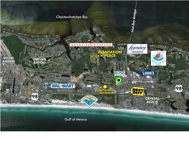 Photo of home for sale at LOT 23 Champion, Destin FL