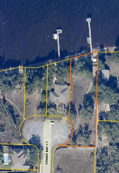 Photo of home for sale at 2816 Grand Bay, Navarre FL