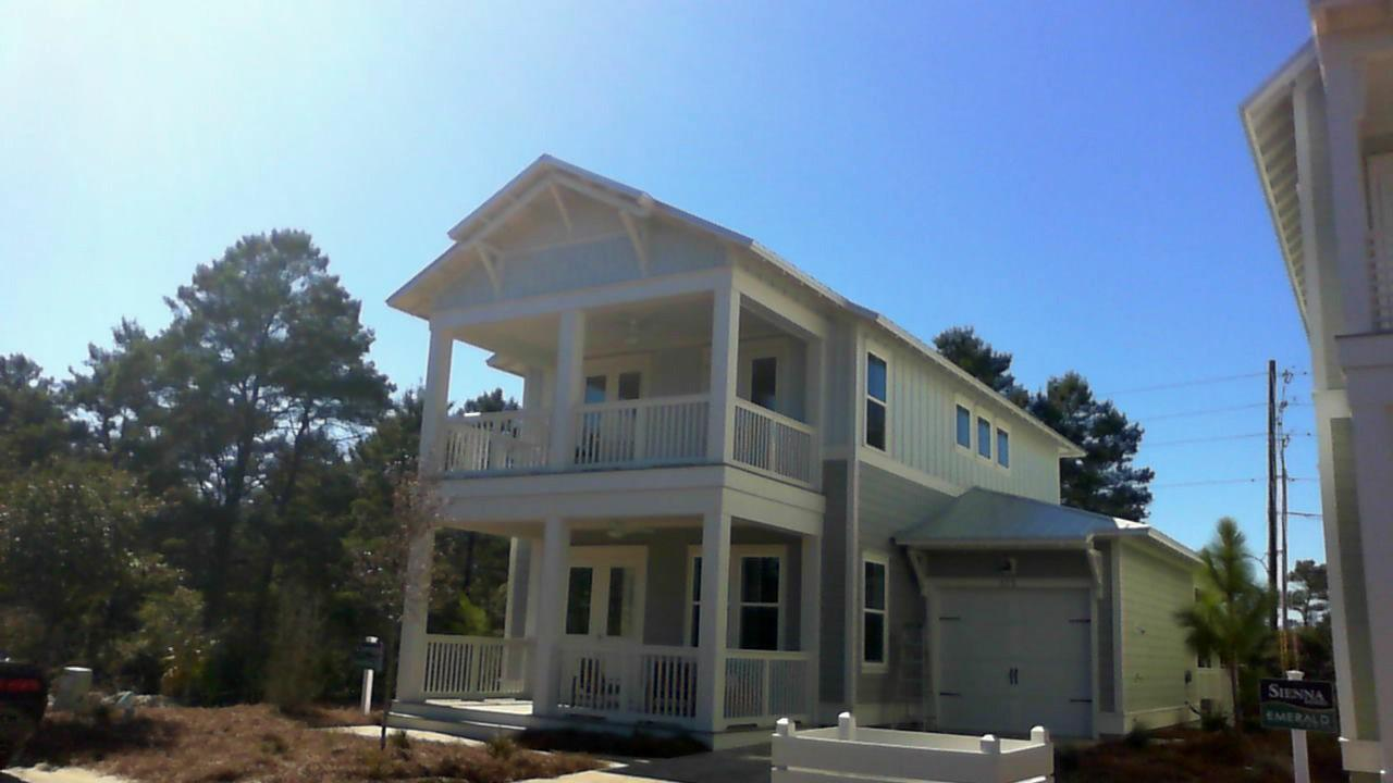 Photo of home for sale at 413 Gulfview Circle, Santa Rosa Beach FL