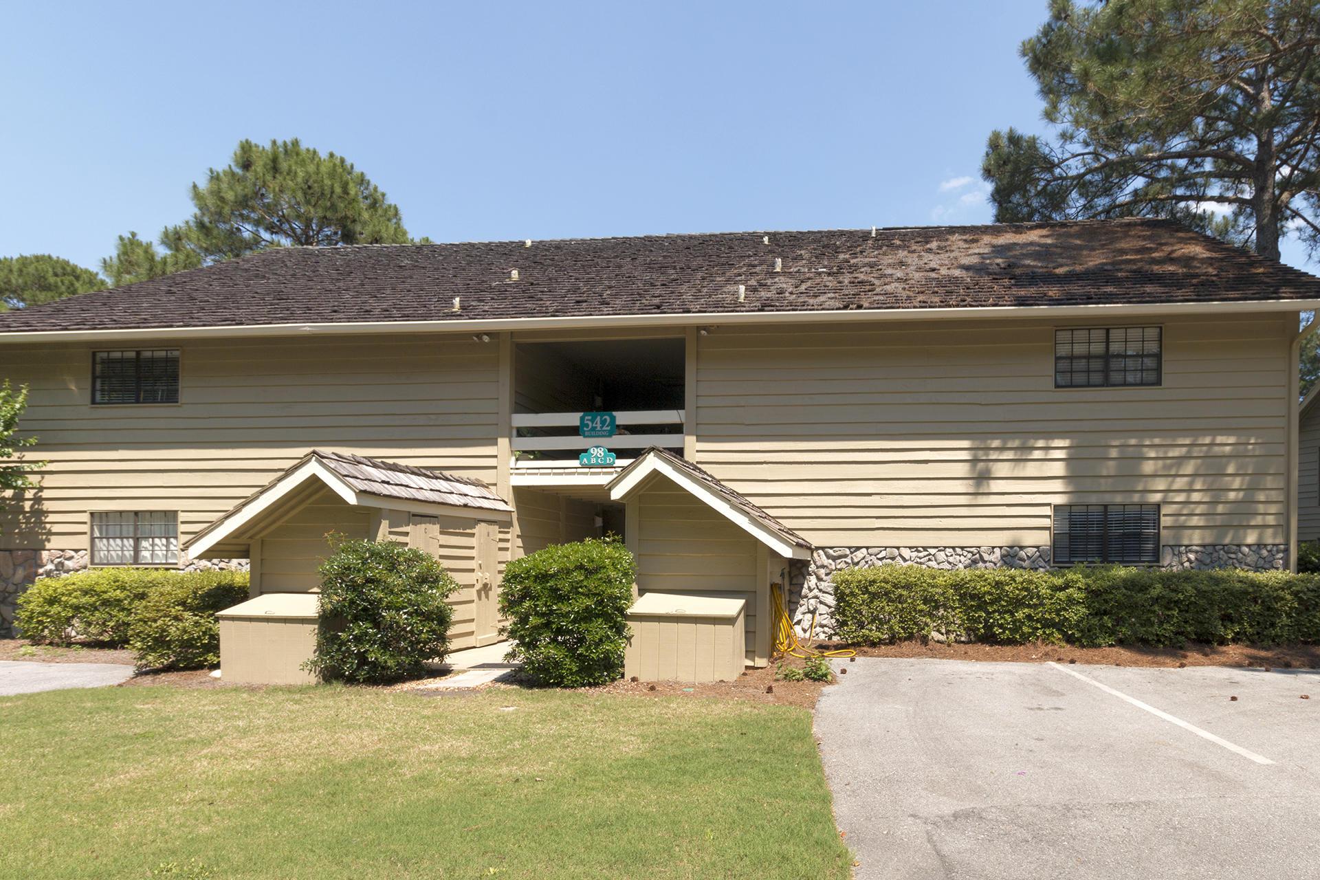 Photo of home for sale at 542 Driftwood Bay, Miramar Beach FL