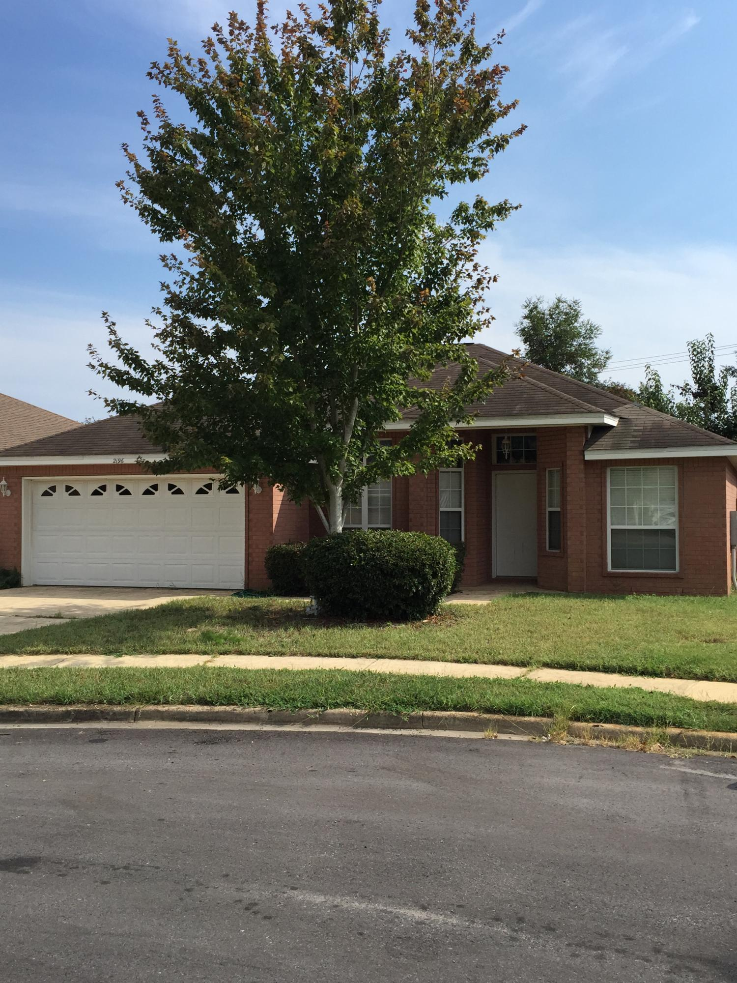 Photo of home for sale at 2196 Opal, Fort Walton Beach FL
