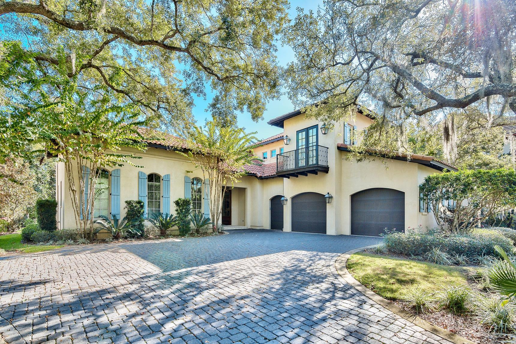 Photo of home for sale at 3551 Preserve, Miramar Beach FL