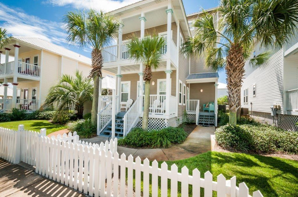 Photo of home for sale at 53 Gulfside, Miramar Beach FL