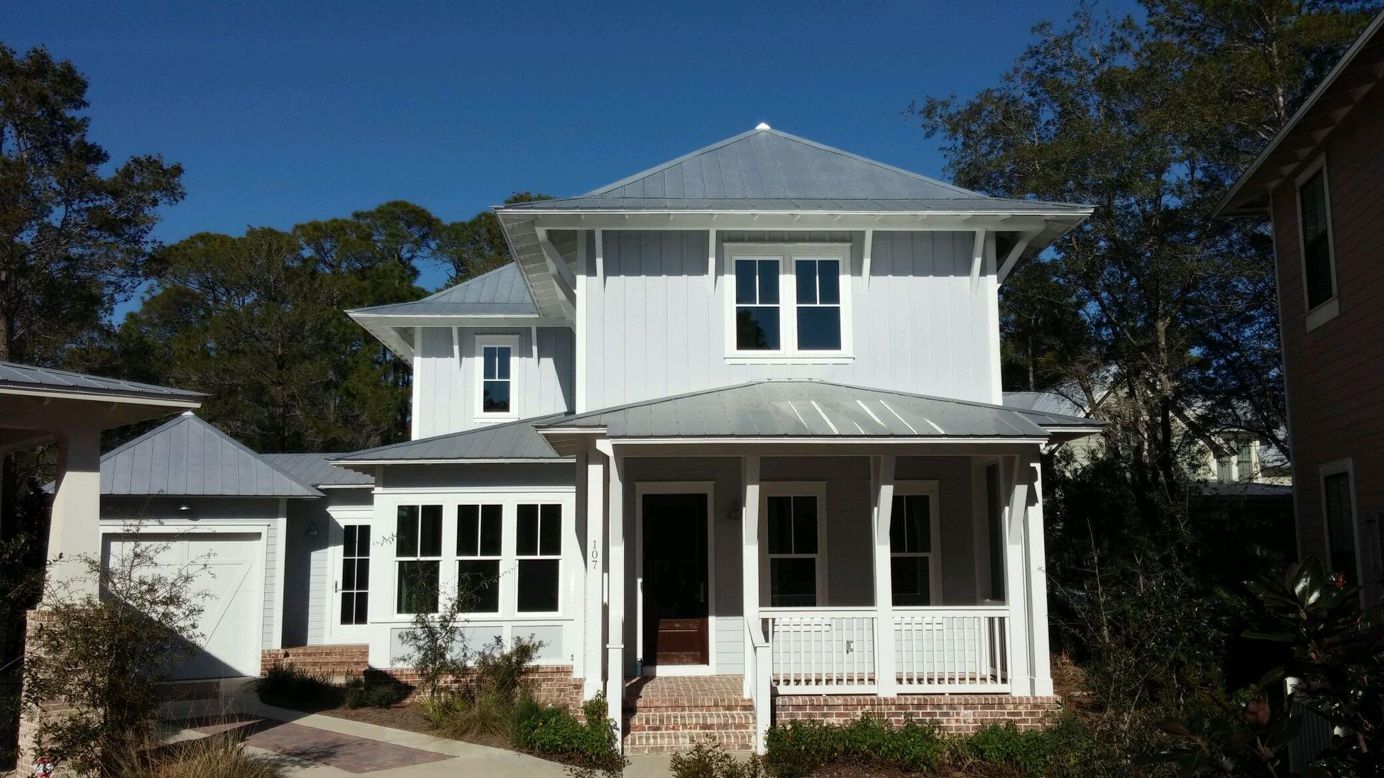 Photo of home for sale at LOT 39 Okeechobee, Santa Rosa Beach FL