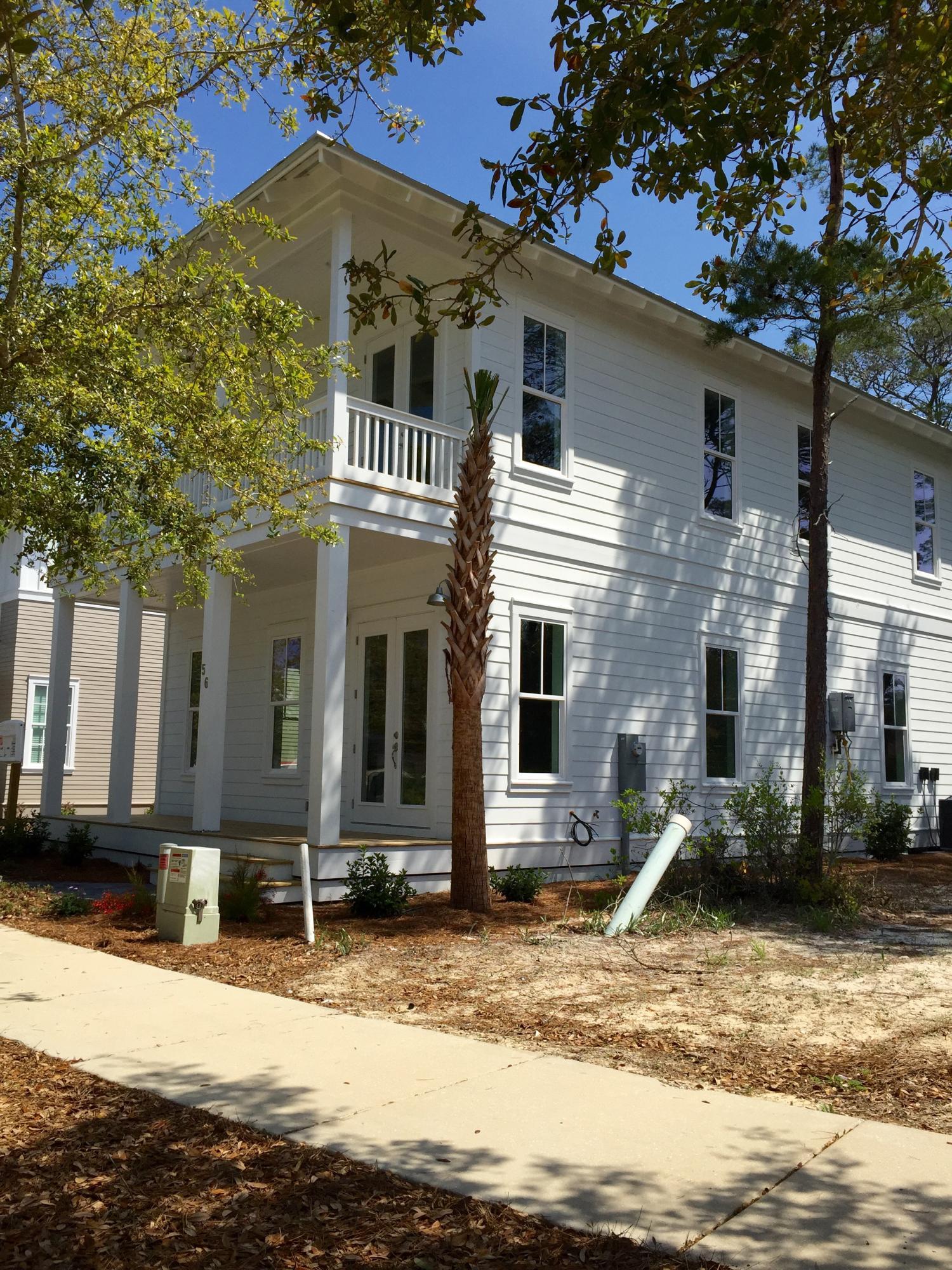 Photo of home for sale at 58 Greenway Park, Santa Rosa Beach FL