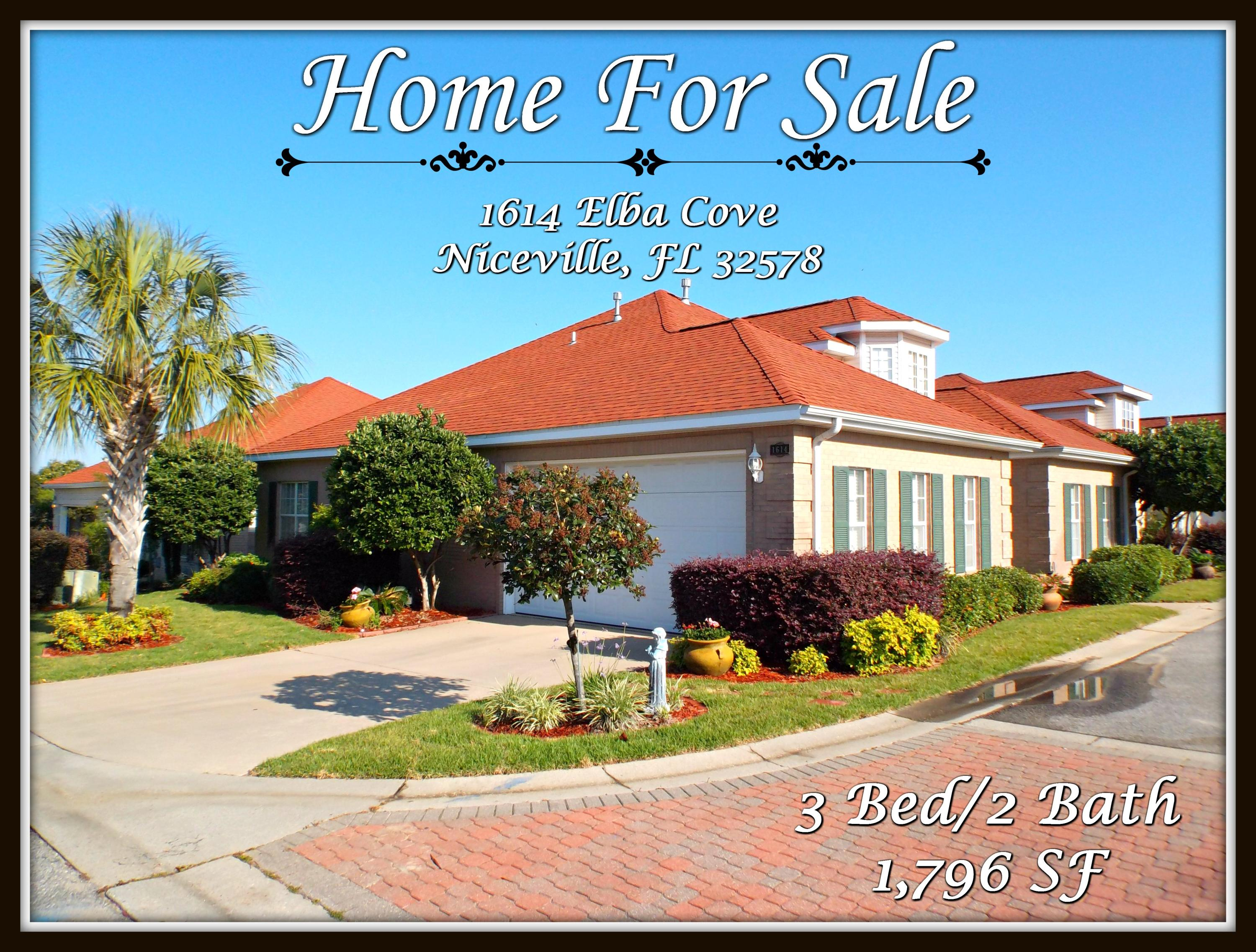 Photo of home for sale at 1614 Elba, Niceville FL