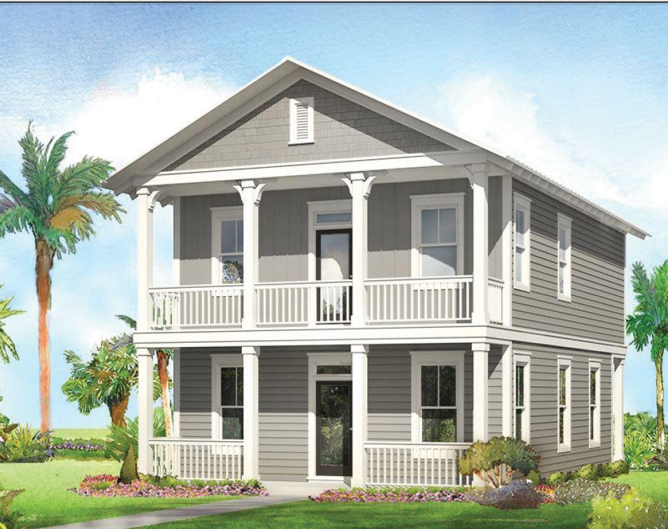 Photo of home for sale at TBD Emerald Beach, Santa Rosa Beach FL