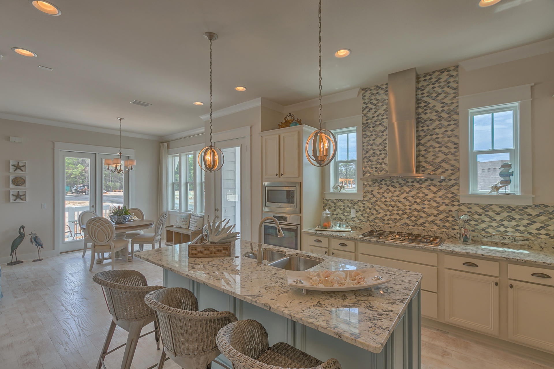 Photo of home for sale at 24 York Lane B, Inlet Beach FL