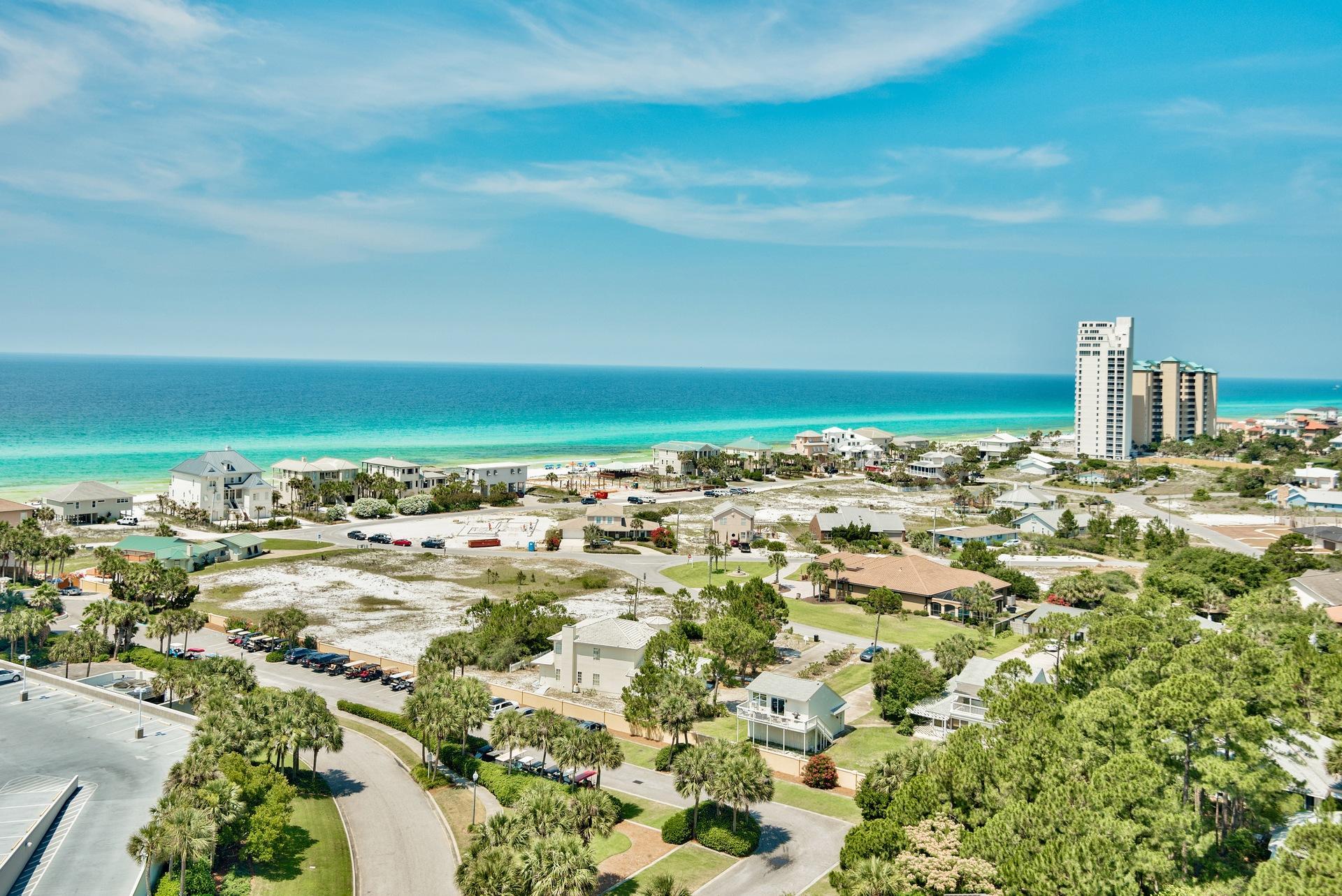 Photo of home for sale at 1502 One Beach Club, Miramar Beach FL